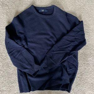 JCrew men's lambs wool sweater
